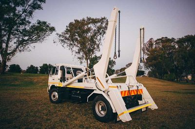 RefuTech Oryx9 | Refuse Removal Equipment